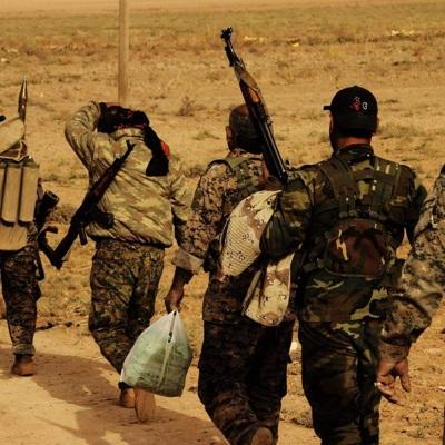 Передовые отряды сирийской арабской армии вошли в город Мааррет-эн-Нууман