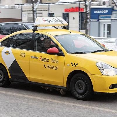 Число аварий с участием такси выросло в прошлом году в полтора раза