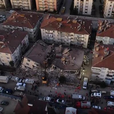 Ни живых, ни погибших под завалами разрушенных землетрясением зданий на востоке Турции не осталось