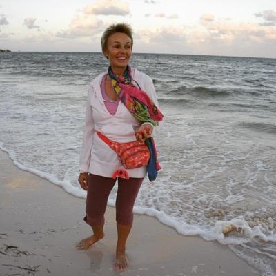 Посольство России выясняет причины пропажи актрисы Натальи Андрейченко на юге Мексики