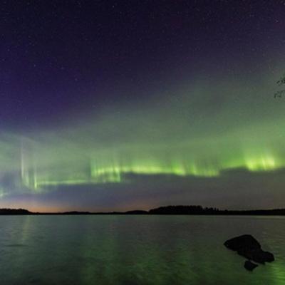 Финские астрономы обнаружили неизвестный тип полярного сияния