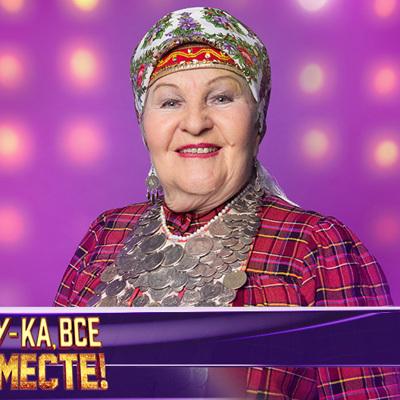 Валентина Серебренникова