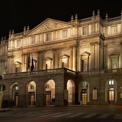 Миланский оперный театр «Ла Скала» приостанавливает работу на неопределенный срок