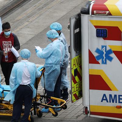 Авария на заводе по производству химических волокон в Китае: есть погибшие