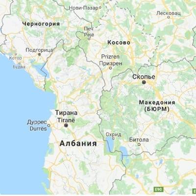 На границе между Косовом и Центральной Сербией повышены риски боевых столкновений