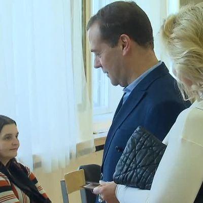 Дмитрий Медведев проголосовал онлайн на выборах депутатов Госдумы
