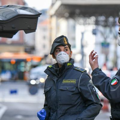 В Италии ужесточили ограничения из-за коронавируса