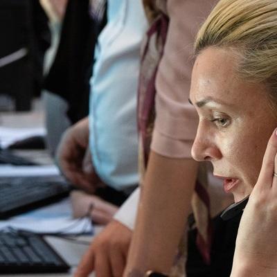 Число звонков на горячую линию по коронавирусу в Москве доходит до 1 млн в сутки