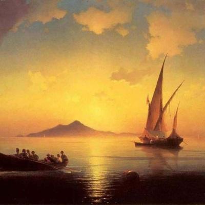 Картина Айвазовского стала топ-лотом произведений русской живописи