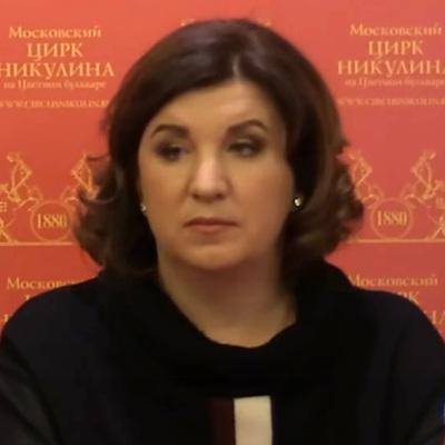 Оксана Дружинина