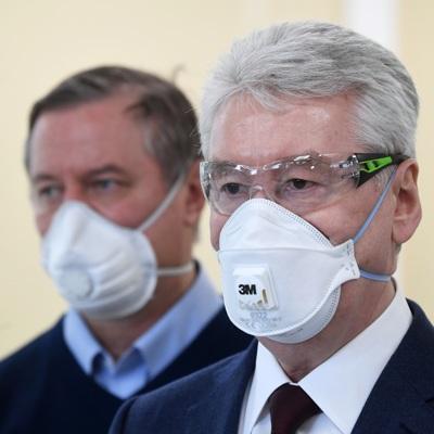 Масочный режим может действовать в Москве ещёнесколько месяцев