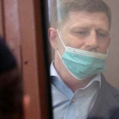 СКР заявил о доказательствах причастности Фургала к двум убийствам и покушению