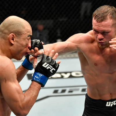 Петр Ян прокомментировал завоевание пояса чемпиона UFC