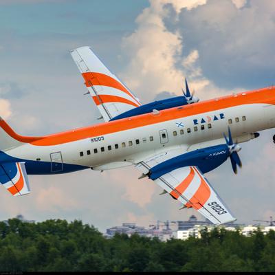 Первыйиспытательный полёт самолета Ил-114-300 может пройти уже в сентябре