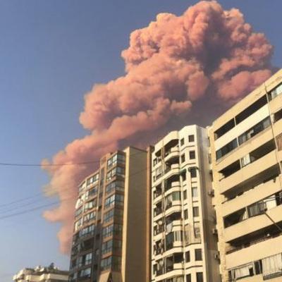 Несколько иностранцев погибли в результате взрыва в Бейруте