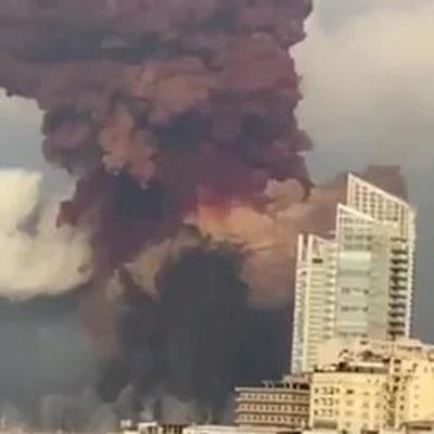 Основная причина взрыва в порту Бейрута пока не известна