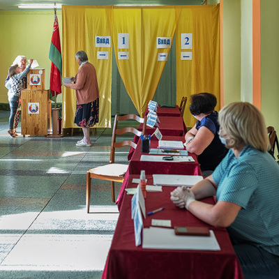 Захарова заявила о невозможности оценить прозрачность выборов в Белоруссии до того, как они состоятся