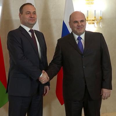 Мишустин и Головченко обсудили сегодня сотрудничество по линии энергетики, транспорта и в других сферах