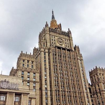 Россия осуждает нанесённые США авиаудары в районе сирийско-иракской границы