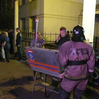 Суд арестовал подозреваемого в поджоге частной наркологической клиники в Красноярске
