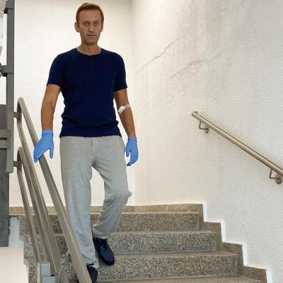 Власти Германии получили третий запрос отроссийской стороны об оказании правовой помощи по инциденту с Навальным