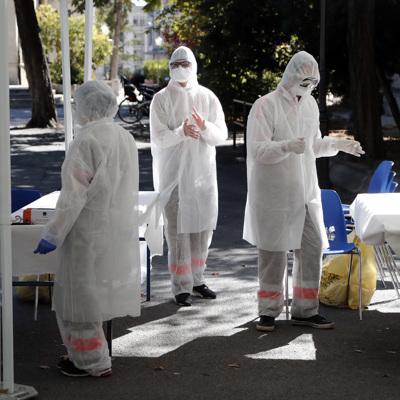 Во Франции отстраняют от работы медиков, не пожелавших пройти вакцинацию