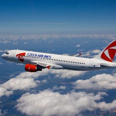 Czech Airlines анонсировала с 4 октябрявозобновление рейсов Прага-Москва