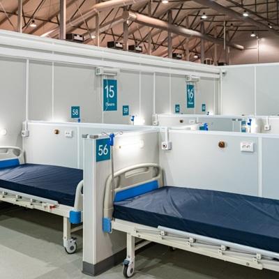 Песков: система здравоохранения РФ готова к эпидемиологическому стрессу