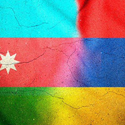 Армия Азербайджана захватила позиции вооруженных сил Армении