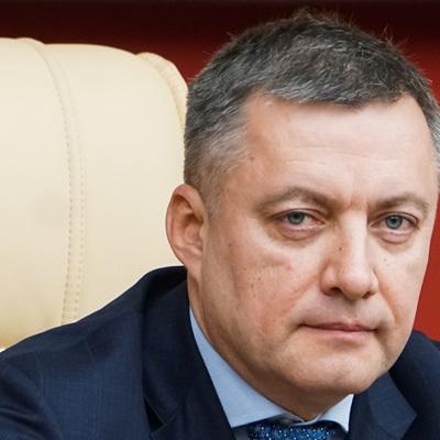 Губернатор Иркутской области Кобзев госпитализирован с коронавирусом