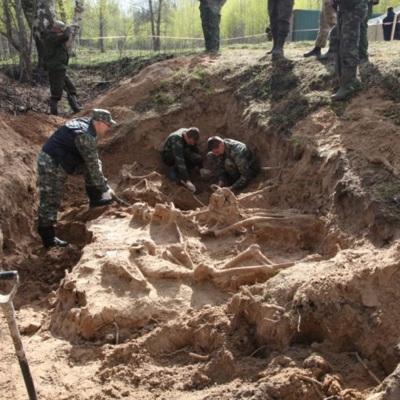 В России впервые признали убийства нацистами советских граждан геноцидом