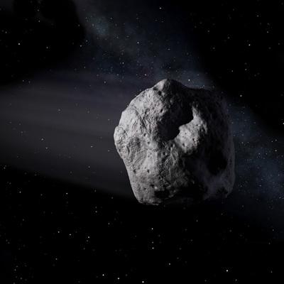 К Земле приближается астероид диаметром от 88 до 200 метров