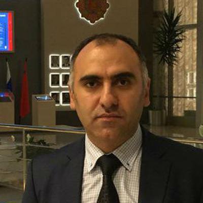 Тигран Геворкян