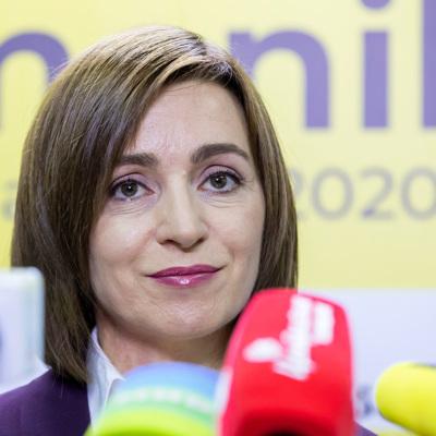 Президент Молдавии приветствовала регистрацию в стране
