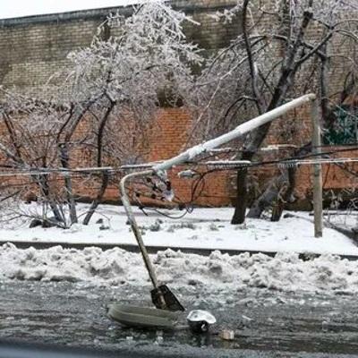 Свыше 6 тысяч жителей Приморья остаются без света из-за снежного циклона