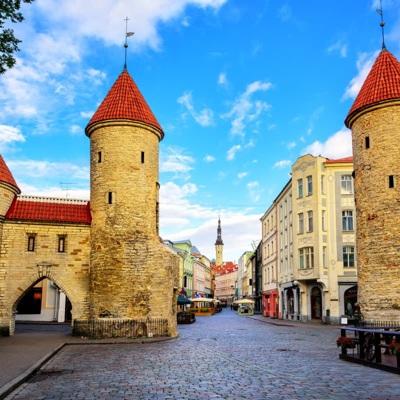 Антимасочная акция пройдет 27 ноября в Таллине