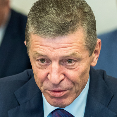 Козак: действия Киева в Донбассе – это пиар и имитация военной угрозы