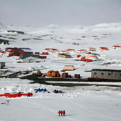 Полярники с российской станции не пострадали при землетрясении у берегов Антарктиды