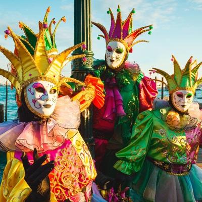 Венецианский карнавал пройдет в этом году в формате онлайн