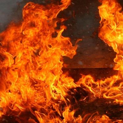 Останки двух детей найдены на месте пожара в Новосибирске