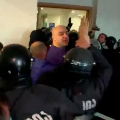 Более 20 человек задержаны в Грузии во время спецоперации по аресту Ники Мелии