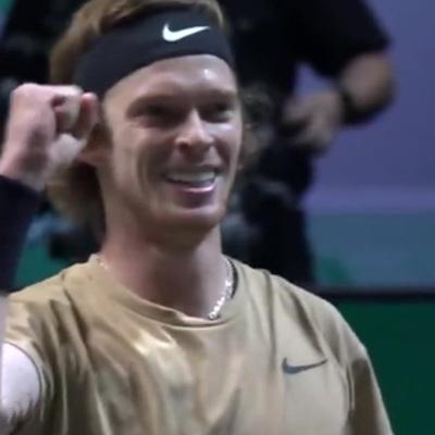 Рублев завоевал восьмой титул Ассоциации теннисистов-профессионалов