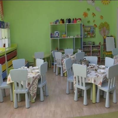 Путин поручил взять под контроль темпы создания новых мест в детских садах
