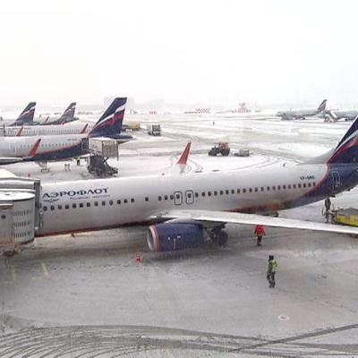 Аэрофлот организует вывозные рейсы в Россию из Антальи