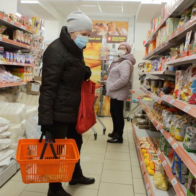 Росстат сообщил о подъёме цен на некоторые виды продуктов