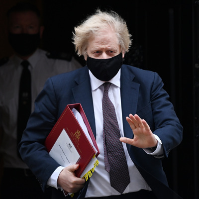 Премьер-министр Великобритании Борис Джонсон не придет не похороны принца Филиппа