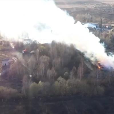 В Ивановской области введут особый противопожарный режим