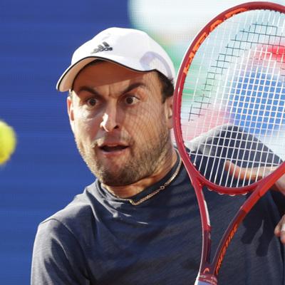 Россиянин Карацев поднялся на 24-е место в рейтинге ATP