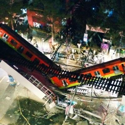 Мэр Мехико подтвердила гибель 20 человек в результате обрушения метромоста