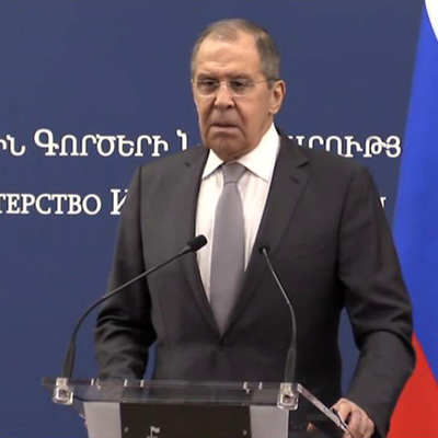 Лавров и Блинкен обсудили организацию российско-американского саммита